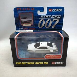 Corgi Lotus Esprit Underwater James Bond 007 The Spy Who Loved Me Diecast