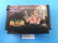 Contra NES nintendo Famicom FC Video Games USED From Japan 57617