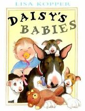 Daisy's Babies by Lisa Kopper (2000, Hardcover)