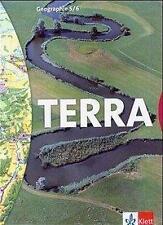 Terra Klett Verlag ISBN3623221104 Geographie 5/6