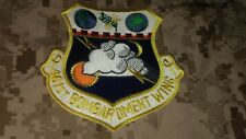 USAF 461ST BOMBARDMENT WING LARGE FLIGHT JACKET PATCH NEW OLD STOCK