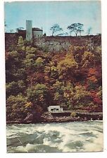 GREAT GORGE and WHIRLPOOL RAPIDS  Niagara Falls New York  Canada  Postcard
