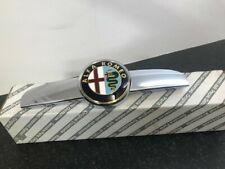 Alfa Romeo 159 Chrome  Bonnet / Grille Badge & Trim Genuine 60690396