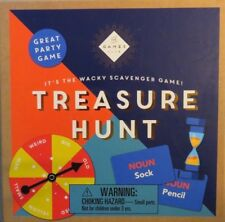 TREASURE HUNT SCAVENGER GAME FOR THE WHOLE FAMILY AGES 4+..(B5)