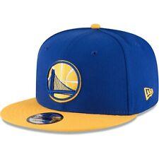 New Era 9Fifty Royal/Yellow 2Tone NBA Golden State Warriors Snapback OTC