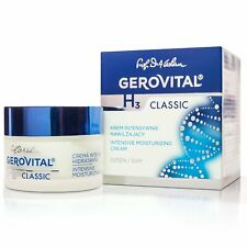 Gerovital H3 Classic 45+ Intensive Moisturizing Day Cream 50ml