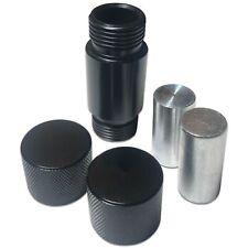 Pollen Press - Premium Anodized Aluminum - Herb, Pollen & Spice Presser Tool ...