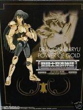New Bandai Saint Saiya Saint Cloth Myth Dragon Shiryu Power of Gold Painted