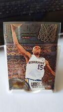 ** NBA 1995-96 Metal #36 Latrell Sprewell WARRIORS !!