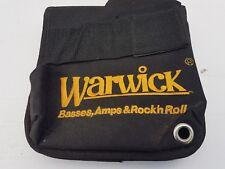 WARWICK BELT BAG for HANDY CD's CARDS CASH CONDOMS