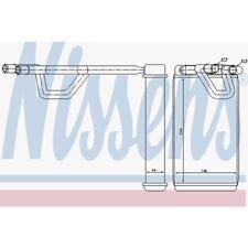 Nissens Wärmetauscher, Innenraumheizung Nissan Murano I,Np300 72209 Nissan