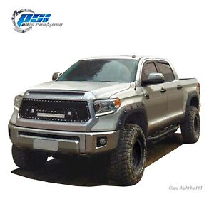 Textured Pop-Out Bolt Style Fender Flares Fits Toyota Tundra 2014-2020 Full Set