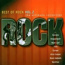 Best of Rock 2-The Ultimate Collection (32 tracks, Sony) Santana, Meat .. [2 CD]