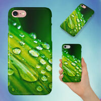 BLUR CLEAN CLEAR CLOSE HARD BACK CASE FOR APPLE IPHONE PHONE
