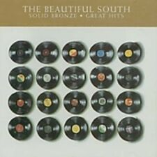 BEAUTIFUL SOUTH SOLID BRONZE Great Hits REMASTERED CD NEW unsealed