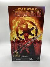 Hasbro Star Wars The Black Series 50th 6 Inch Publishing Carnor Jax !