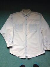 Light Denim Shirt ( Burton) Large