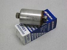 New A/C Delco Gf481 Professional Fuel Filter
