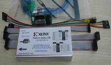 2 in 1 Xilinx Altera FPGA CPLD USB Download Cable JTAG Platform Blaster 3.3V 5V