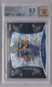 2012 BLACK FRIDAY FOOTBALL SEAHAWKS RUSSELL WILSON CRACKED ICE AUTO RC SP /10