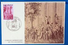 CAMILLE DESMOULINS   FRANCE CPA Carte Postale Maximum  Yt  2049 C