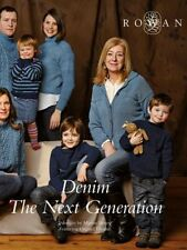 Rowan ::Martin Storey. Denim The Next Generation:: book New