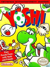 Yoshi  NES Video Game High Quality Metal Magnet 3 x 4 inches 9184