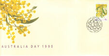 Australia Day - Australia Post First Day Cover 17 January 1990