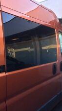 Seitenscheibe getönt Citroen Jumper Boxer Fiat Ducato Fenster 250 Ca 140cm 67cm