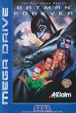 ## SEGA Mega Drive - Batman Forever (nur das Modul, ohne OVP / unboxed) ##