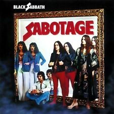 BLACK SABBATH SABOTAGE NEMS RECORDS LP VINYLE NEUF