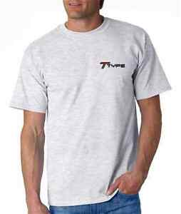TTYPE BUICK TURBO GM LICENSED EMBROIDERED TEE SHIRTS