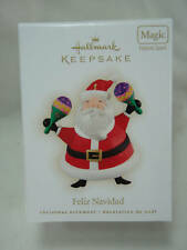 2009 Hallmark Feliz Navidad