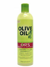 ORS Organic Root Stimulator Olive Oil Creamy Aloe Hair Shampoo 370ml