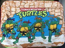 Vintage Ninja Turtle Pillow Sham Standard Size