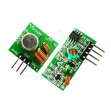 1pcs 433Mhz RF transmitter and receiver kit for Arduino CA NEW