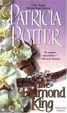 The Diamond King by Patricia Potter (2002, Paperback)