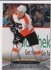 11/12 UD SERIES 1 ERIK GUSTAFSSON YOUNG GUNS RC SP ROOKIE #236