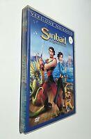 SINBAD DVD - EX NOLEGGIO
