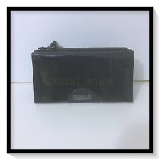 Mimco Leather PLATEAU LARGE Wallet Clutch Purse Brand RRP$199 Black