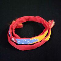 Mode Film Your Name Rote Hand Seil Armband Haar Seil Geschenke Schmuck L2X5