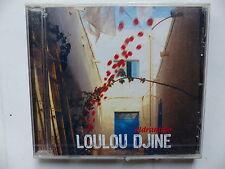 CD Album s/s LOULOU DJINE Aldranidjo cds8991 gypsy jazz