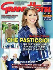 GrandHotel.Barbara D'Urso,Lino Guanciale,Matilde Brandi,Raoul Bova,Paolo Brosio