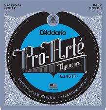 3 sets D'Addario EJ46TT Pro Arte DynaCore Classical Guitar Strings