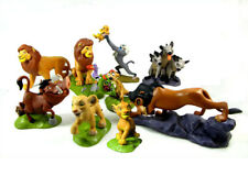 9 pcs Disney The Lion King Guard Action Figure Simba Play set toy Cake Topper