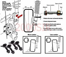 HONDA JAZZ FIT FRONT CAMBER KIT 07-09 2007 2008 2009