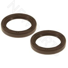 Set of Two Front Engine Camshaft Seals Genuine For Honda Accord Pilot Acura MDX