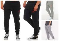 Nike Air Mens Fleece Joggers Tracksuit Jogging Bottoms Skinny Pants Slim Fit
