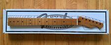 Fender Genuine Roasted Maple 1-Piece Tele Telecaster Neck, 'C' Profile, s/n x906