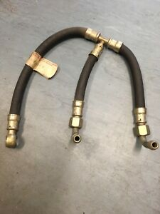 Porsche Genuine 924 Fuel Line